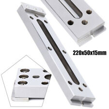Stainless steel Fixture Wire Cut Edm Fixture Board Jig Tool For Clamping Cnc
