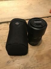 Tamron LD A17 70-300mm F/4-5.6 LD Di AF Lens with CASE!