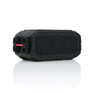 Braven BRV-Pro Portable Bluetooth Rugged Wireless Speaker - Black/Red - Free P&P