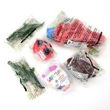 Lot of (6) Wendy's Fast Food Kid's Meal Toys (Playskool, Peter Pan, Backyard...)