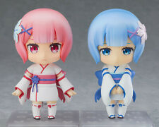 Nendoroid 942 - Re:ZERO -Starting Life in Another World- Ram & Rem:Childhood Ver