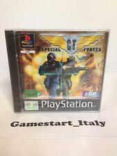 CT SPECIAL FORCES (SONY PS1) NUOVO SIGILLATO NEW SEALED PAL VERSION