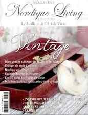 """Magazine de décoration """"Nordique Living"""" de Jeanne d'Arc Living septembre 2015!"""