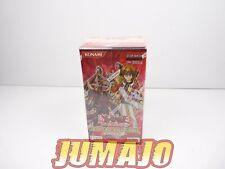 YU-GI-OH display box 30 booster PACK DU DUELLISTE Jaden Yugi 3 France RARE !!
