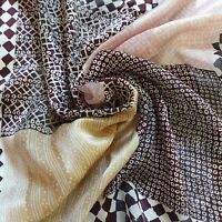 "LJ Silk Woumen's Scarf Square 29"" Inches"