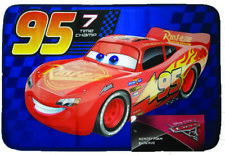 Disney Cars Bath Memory Foam Mat / Rug 16 x 24 Inches