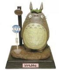(My Neighbor Totoro) Light up diorama (Totoro and the bus stop) japan