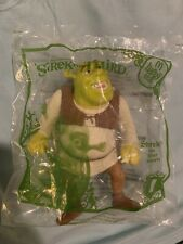 Shrek the Third Happy Meal Toy #1 New in Package Sealed McDonald's Shrek