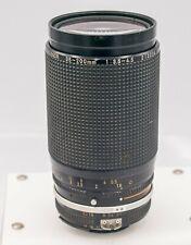 Nikon Zoom-Nikkor 35-200mm F3.5-4.5 AI-s Mount SLR & Mirrorless Camera Zoom Lens