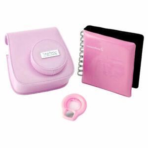 Fujifilm Instax Mini 8 Camera Accessory Kit - Pink