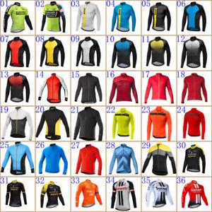 2021 Mens cycling jersey long sleeve Mtb Bike Shirt Bicycle jersey Cycling tops