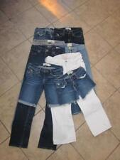 Girl's lot of (8) ABERCROMBIE Shorts/Boot Cut/ Skinny Jeans...Size 10