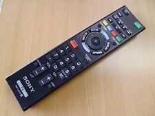 SONY RM-YD075 TV REMOTE CONTROL GENUINE