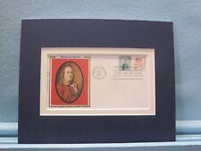 Ben Franklin - Patriot, Ambassador, Inventor & First day Cover