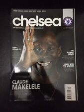 Chelsea Football Club Official Magazine 06/07 - Issue 30 - Claude Makelele