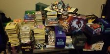 Pokemon 400 TCG POKECRATE Cards & Goodies Lot Break, EX, GX selling collection!!