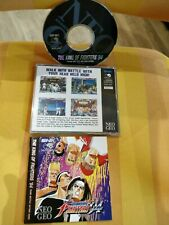 JEU  THE KING OF FIGHTERS 94 NEO GEO CD SNK COMPLET notice