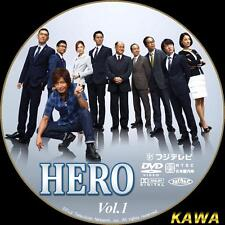 Japanese TV Drama No English subtitle HERO II 11話セットドラマ(高画質6枚) 2014放送分