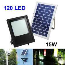 120 LED 150W Solar Motion Sensor Light Outdoor Garden Security Lamp
