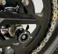 R&G Racing Rear Wheel Spindle Sliders Protectors Triumph Tiger 800 XCA 2018
