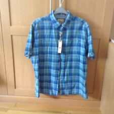 Marks and Spencer Men's Collared Loose Fit Cotton Casual Shirts & Tops