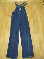 Vintage Levis Womens Bib Overalls medium 27 size 14  USA