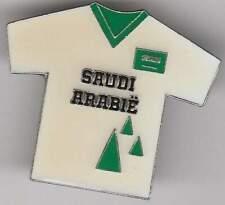 Pin metaal / metal - Voetbal / Footbal Shirt - Saudi Arabië