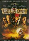 """DVD """"PIRATES DES CARAIBES"""" edition collector 2 DVD"""