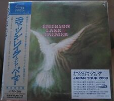 Emerson Lake & Palmer - S/T (1970) JAPAN Mini LP SHM CD (2008) NEW DEBUT KEITH