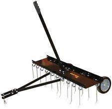Entmooser Rasenkamm für Rasentraktor Rasenlüfter Vertikutierer 100cm