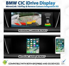 BMW CIC iDrive E90 / E92 MirrorLink iOS AirPlay Reverse Camera Retrofit Kit