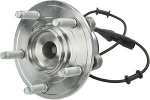Wheel Bearing and Hub Assembly Front Mevotech MB10310