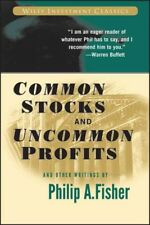 Common Stocks and Uncommon Profits and Other Writings, Paperback by Fisher, P...