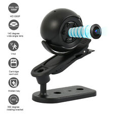 1080P Mini Spy Cámara Motion Detección Oculto DV DVR Niñera Cam IR Noche Visión