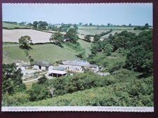 POSTCARD DEVON SEATON - VIEW OVER COUCHILL FARM