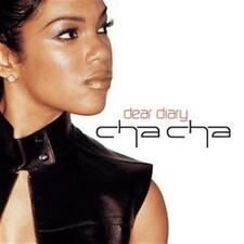 CHA CHA Dear Diary SHOP SOILED CD NEW