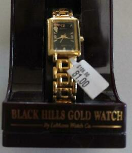 Beautiful Black Hills Gold Watch