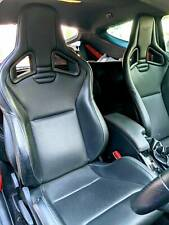 Recaro Sportster CS Seats with Airbag - Leather - from Renault Megane