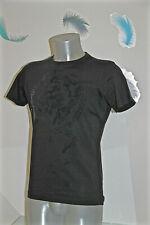 joli tee shirt noir à manches courtes homme DIESEL taille S EXCELLENT ÉTAT