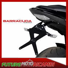 BARRACUDA KIT PORTATARGA RECLINABILE SUZUKI GSR 750 2011 LICENCE PLATE