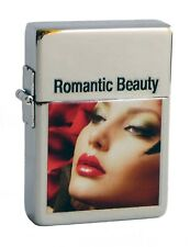 Zippo Lighter ⁕ Romantic Beauty Portrait Replica Limited ⁕ 2003286 New ⁕ A583