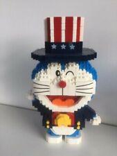 Doraemon American Hat  Balody , 1314pcs ,15cm with original box