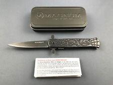 Magnum by Böker Memento Mori Messer knife - 01MB078