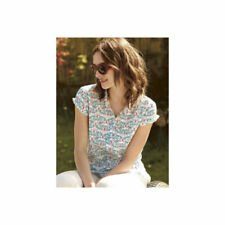 White Stuff Short Sleeve Blice for Women