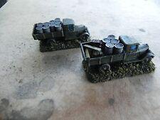 Flames of war   2  Russian  Zis5   Trucks