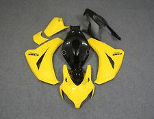 Yellow Black Injection Fairing Kit for HONDA 2008 2009 2010 2011 CBR 1000RR a02