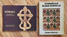 Ethiopian Magic Scrolls & Ethiopia: The Christian Art of an African Nation