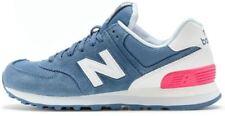 Zapatillas deportivas de mujer New Balance de color principal azul