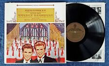 EVERLY BROS. - CHRISTMAS WITH.. -  WARNER BROS. - STEREO - GOLD LBL -1962 LP