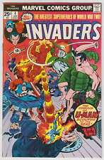 L4925: The Invaders #4, Vol 1, VF NM Condition